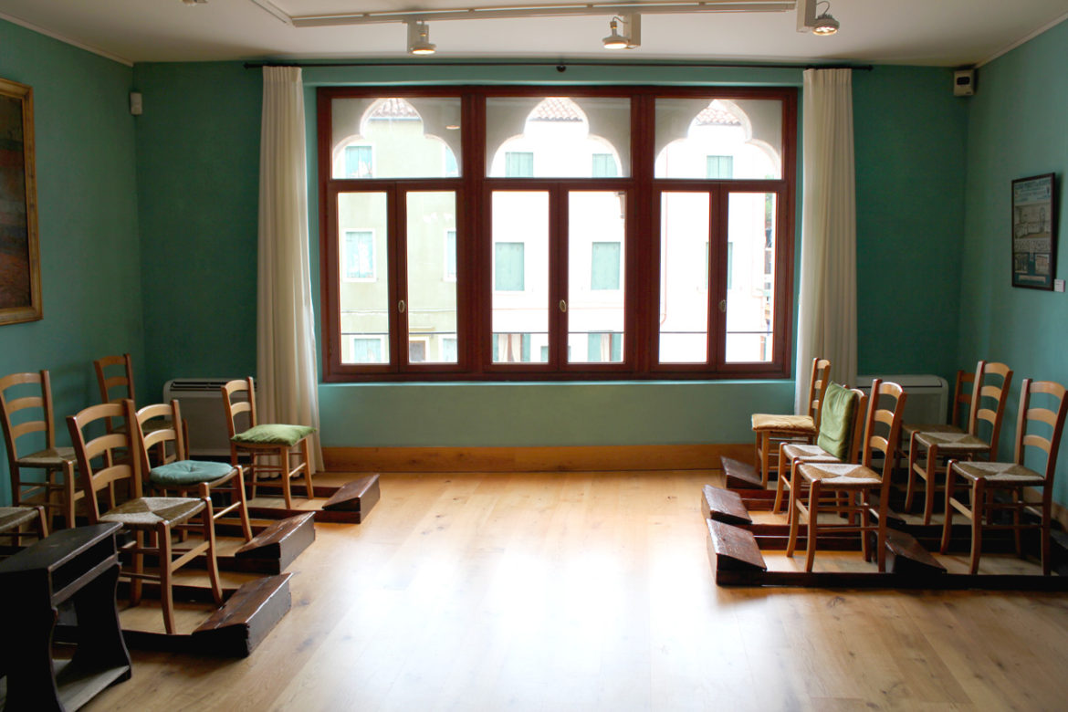 lace school is now the museum