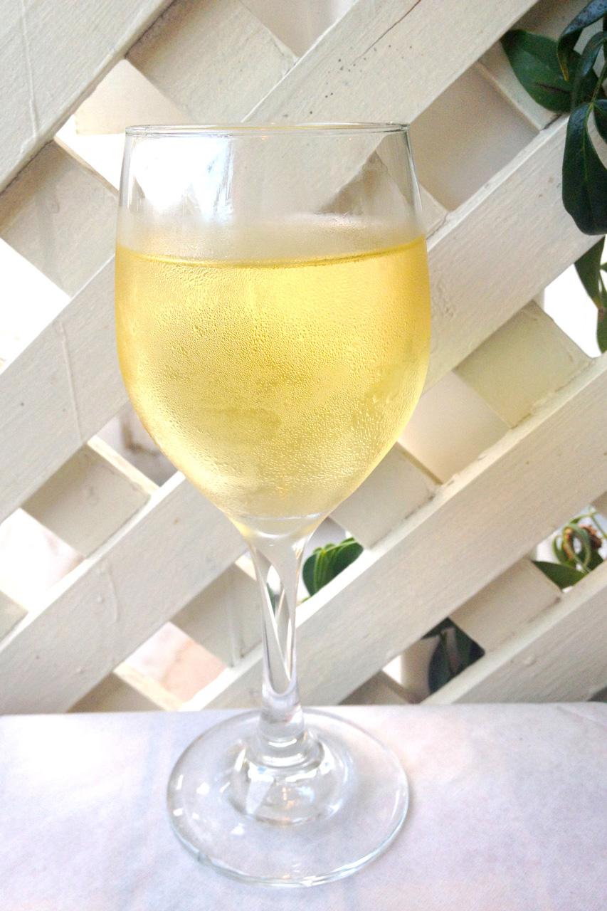 Santorini White Wine