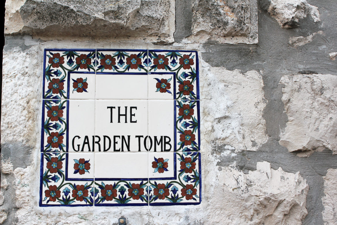 Jerusalem: Visiting the Garden Tomb