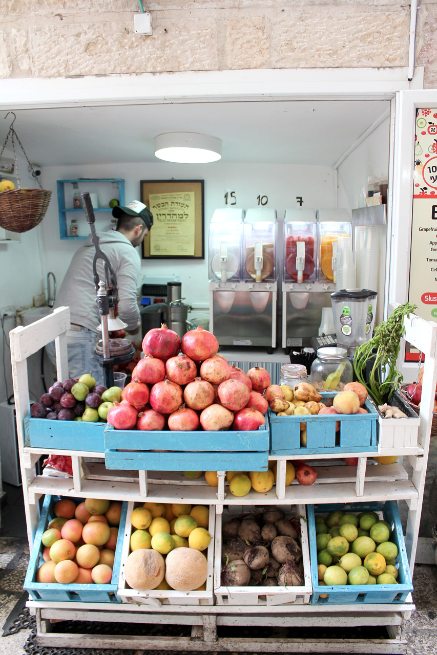 old city fruit stall