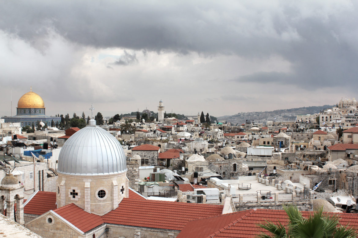 The Best Views in Jerusalem