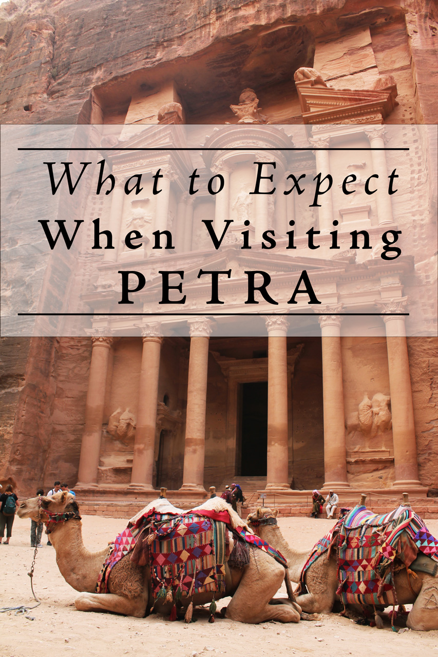 What to Expect when visiting Petra