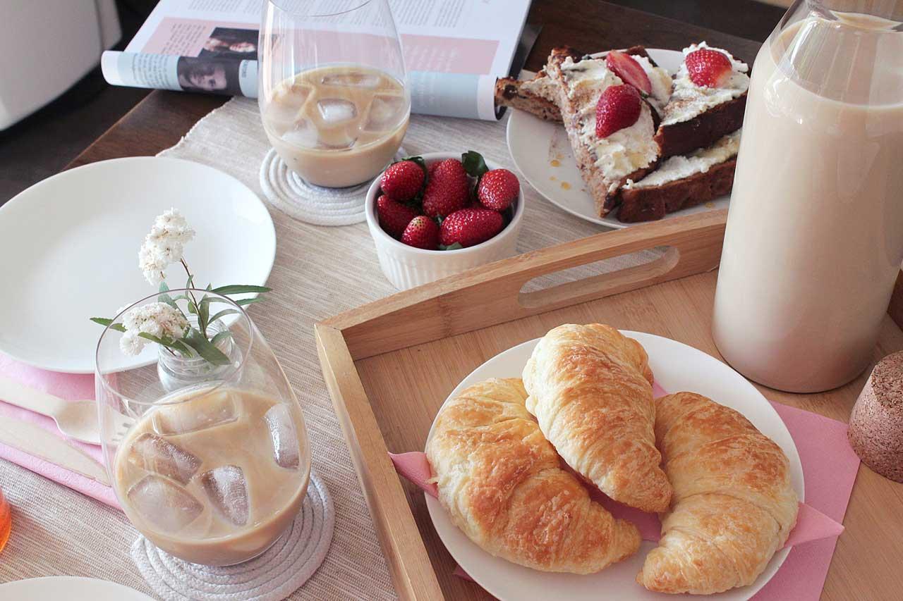 Simple Recipe Ideas For Brunch At Home Dossier