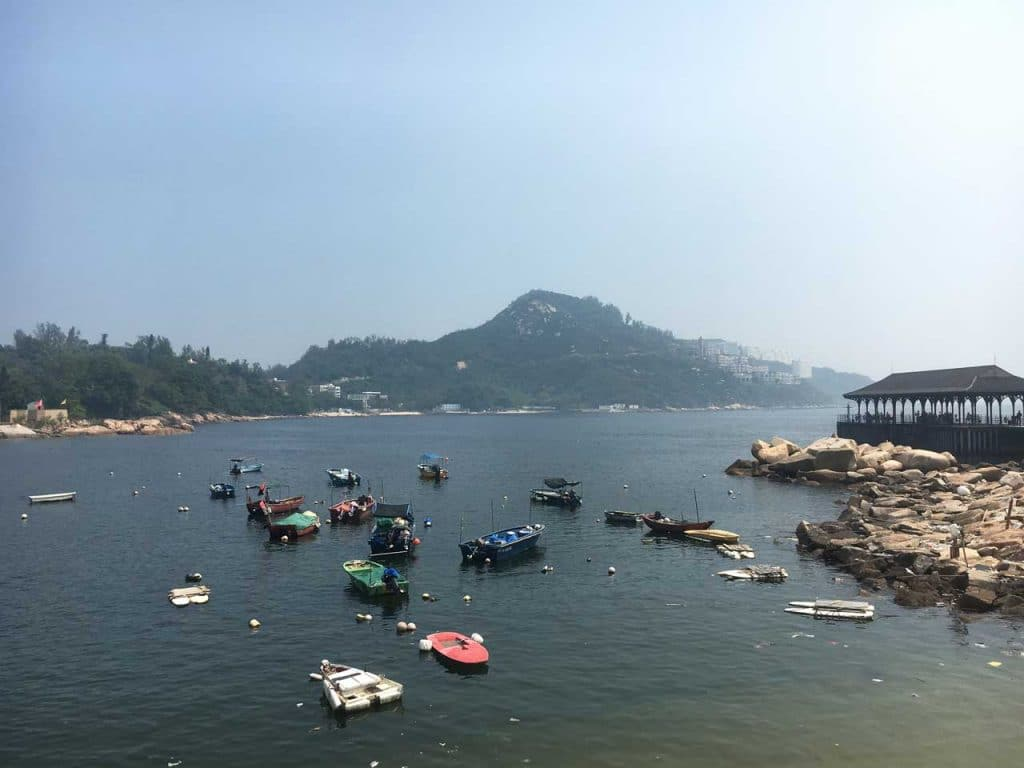 Day trip to Stanley Bay in Hong Kong