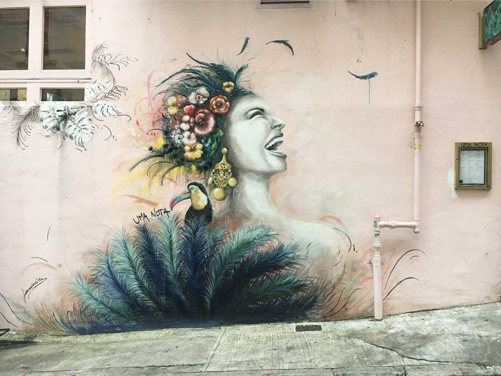 The Cheap and Free guide to Hong Kong - street art walk