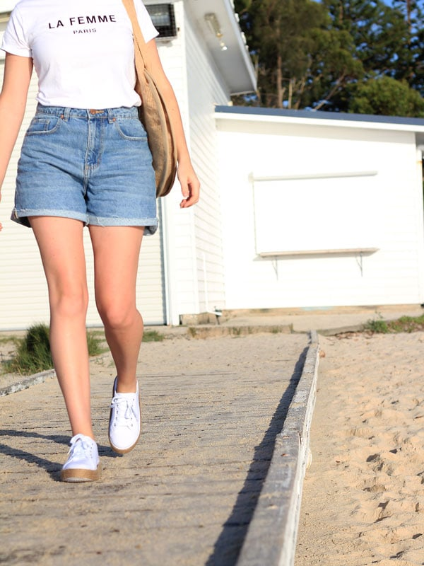 Turn your sneakers into espadrilles - the hottest pair of casual shoes right now | Dossier Blog