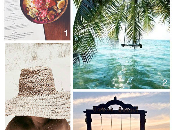 The Bali Edit: Top experiences on the reformed party island | Dossier Blog