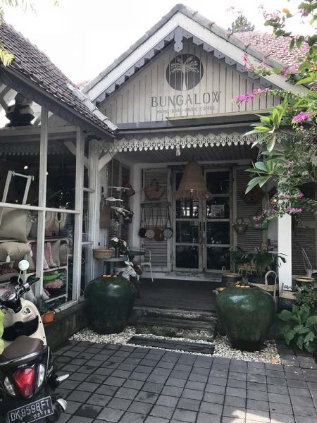 Bungalow Living homewares store in Canggu, Bali, is a must-visit when on the island!