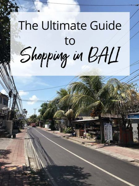 The tropical island of Bali is full of handicrafts ranging from traditionally dyed scarves to roundie bags, homewares and more! Here's where to shop, what you should buy and how much you can expect to pay for each item. Don't leave home without this guide!
