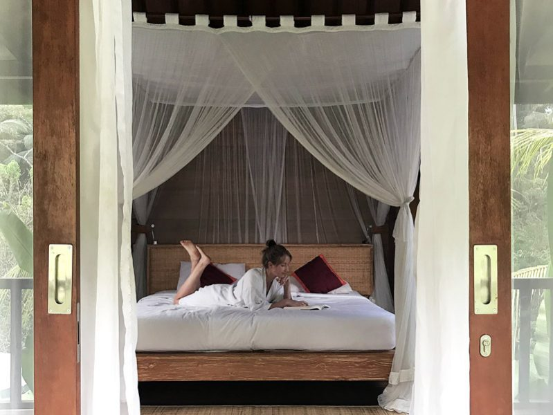 Where to stay in Bali - including recommendations for traditional bure villa style accommodation   Dossier Blog